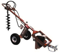 Rental store for 1 PERSON TOWABLE AUGER in Salinas CA