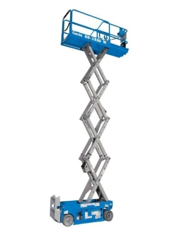 Rental store for 19  GENIE GS-1930 ELECTRIC SCISSOR LIFT in Salinas CA