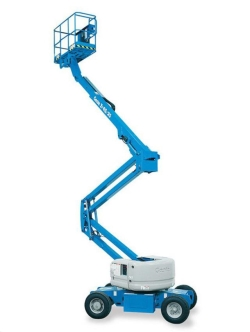 Rental store for 45  GENIE Z45 25 PERSONNEL BOOM  LIFT in Salinas CA