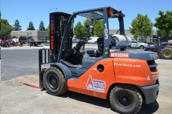 Rental store for 15  WAREHOUSE FORKLIFT 10,000 LBS CAP in Salinas CA