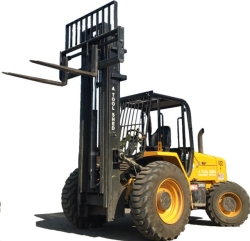 Rental store for 21  FORKLIFT 4X4 8,000 LBS CAPACITY in Salinas CA