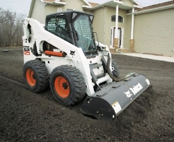 Rental store for SKID STEER TRACTOR TILLER, 60  WIDE in Salinas CA
