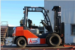 Rental store for 15  WAREHOUSE FORKLIFT 4500 LBS CAPACITY in Salinas CA