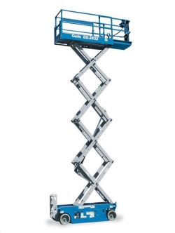 Rental store for 26  GENIE GS-2632 ELECTRIC SCISSOR LIFT in Salinas CA