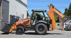 Rental store for CASE 4x4 BACKHOE TRACTOR LOADER in Salinas CA