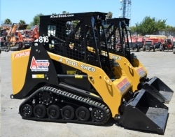 Rental store for 48  TRACK SKID STEER LOADER TRACTOR in Salinas CA