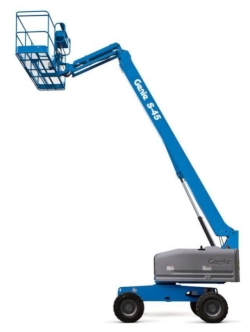 Rental store for 45  GENIE S45 PERSONNEL BOOM LIFT in Salinas CA