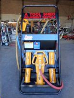 Rental store for HEAVY DUTY AIR POST DRIVER in Salinas CA