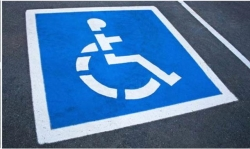Rental store for HANDICAPPED PARKING STENCIL in Salinas CA