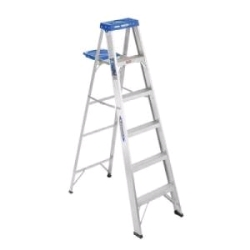 Rental store for 6  ALUMINUM STEP LADDER in Salinas CA