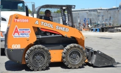 Rental store for 60  SKID STEER TRACTOR LOADER in Salinas CA