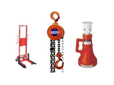Rent Material Lift - Hoist & Jack