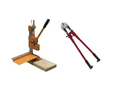 Rent Cutters - Flooring - Steel - Hand & Electric
