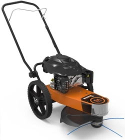 Used Equipment Sales WALK BEHIND STRING TRIMMER WEED MOWER in Salinas CA