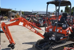 Rental store for 1 1 2 TON COMPACT EXCAVATOR in Salinas CA