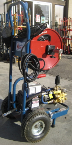 Rental store for 100FT ELECTRIC 1500 PSI SEWER JETTER in Salinas CA