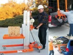 Used Equipment Sales 16  MATERIAL LIFT 650 POUND CAPACITY in Salinas CA