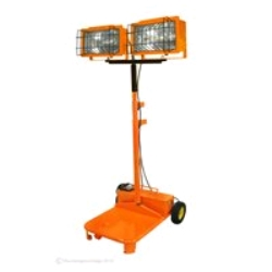 Used Equipment Sales FLOOD LIGHT DUAL FIXTURE 500 WATT EACH in Salinas CA