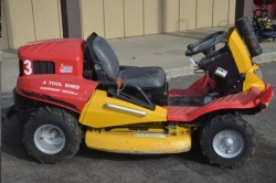Used Equipment Sales 4 x 4 RIDE-ON WEED MOWER BRUSH CUTTER in Salinas CA