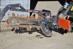 Rental store for SK750 TRENCHER  ATTACHMENT, 30  DEPTH in Salinas CA