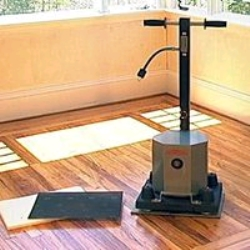 Used Equipment Sales HARDWOOD FLOOR SANDER, ORBITAL 12 x18 in Salinas CA